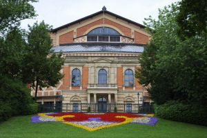 Richard Wagner Opera house